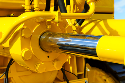 hydraulic piston system