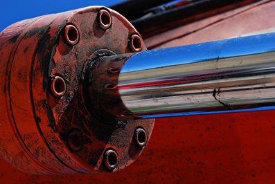hydraulics piston